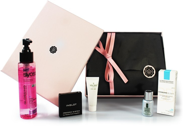 glossybox beauty box