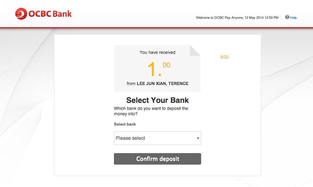 how to receive money via email bank of america