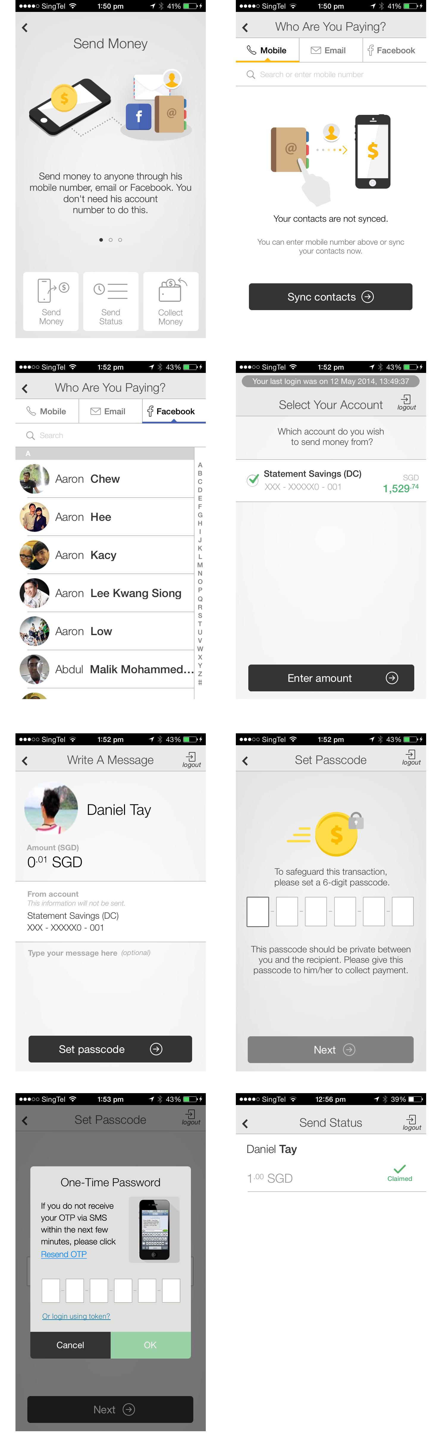 Singapore\'s OCBC Bank now lets you transfer money via Facebook ...
