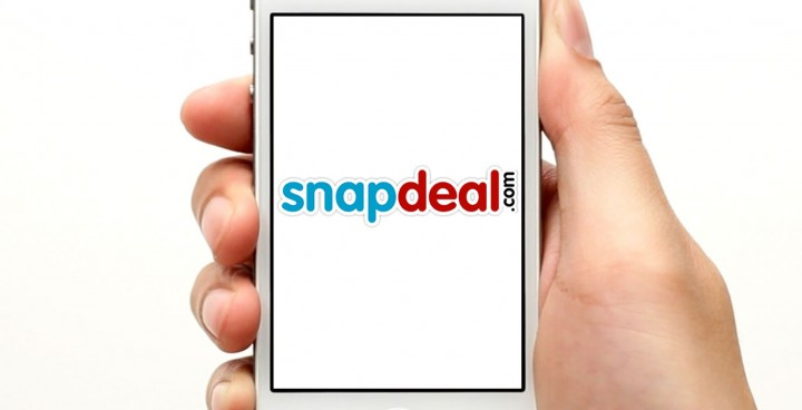 snapdeal mobile hand smartphone