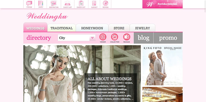 weddingku-website
