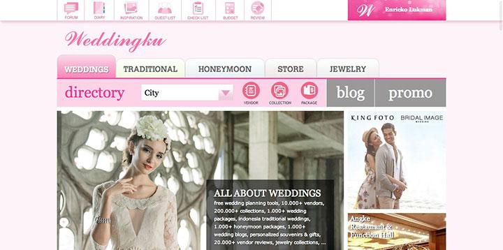 weddingku-website