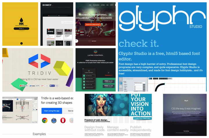 12 Tools For The Modern Web Designer