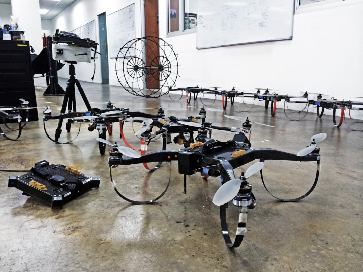 hope technik drones