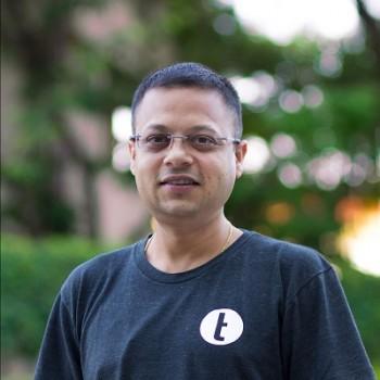 Abinash Tripathy, Helpshift  CEO