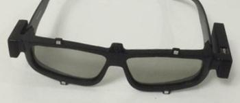 Depth-VR 3D glasses