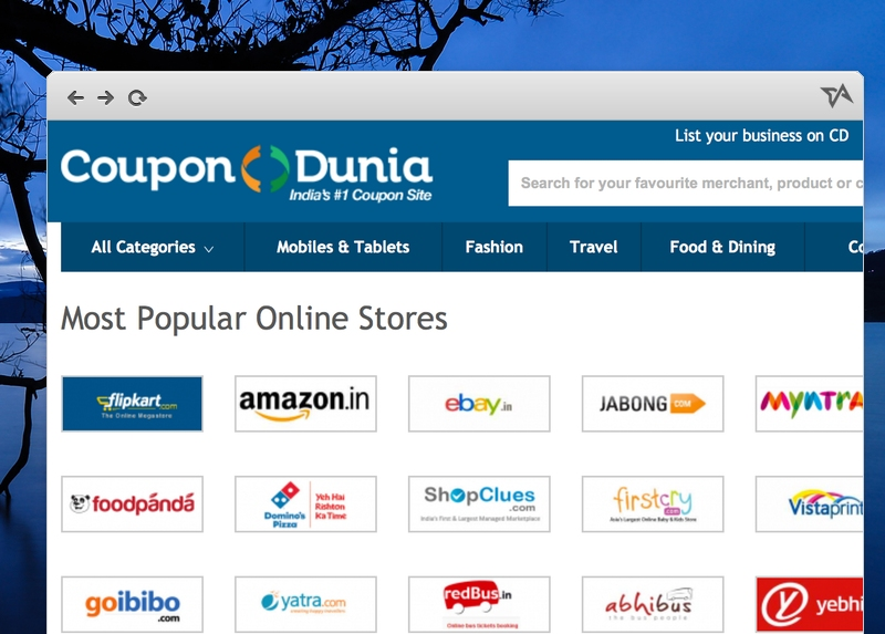 Indian media giant acquires India's CouponDunia