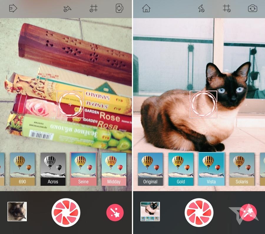 China startup Meitu makes Pomelo photo app