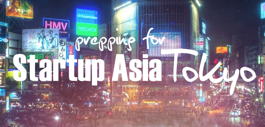 Startup Asia Tokyo city guide