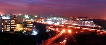 bangalore IT hub
