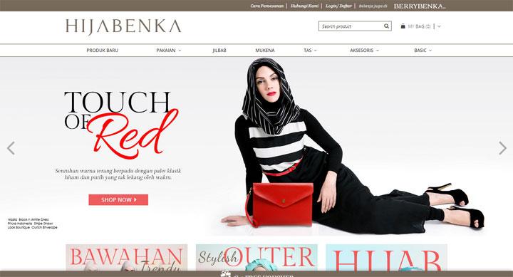 hijabenka-website