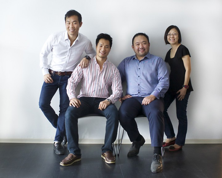 Two brothers take aim at Singapore's online grocery industry with high quality food delivered to doorsteps
