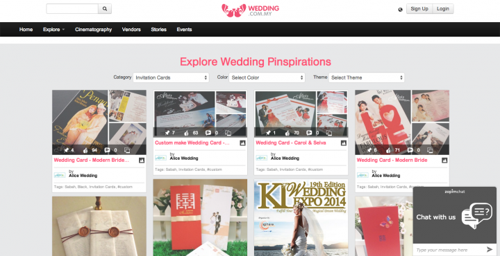 This Malaysian site wants to clean up the ugly side of the wedding industry
