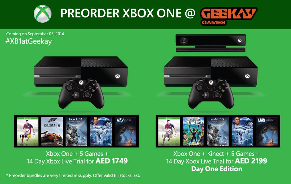 Looking To Buy The Xbox One In India Don T Bother Waiting For The Official Release Date