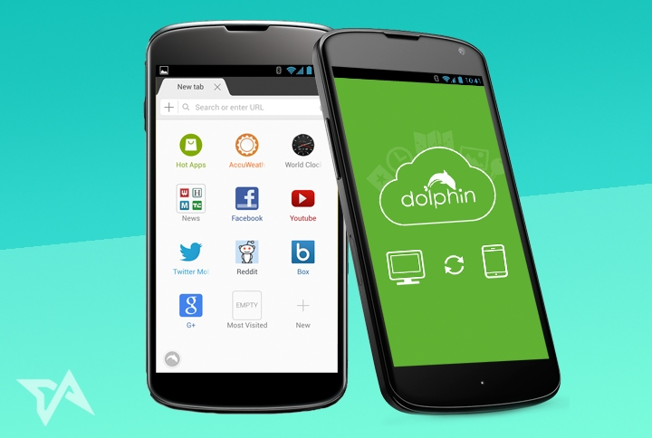 Dolphin mobile browser startup sells 51% stake for $91 million