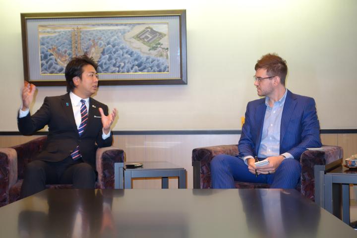 Fukuoka Takashima interview