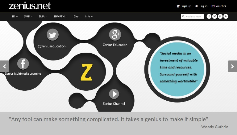 Indonesias zenius wants put more tech into online learning head pict of zenius education stopboris Image collections