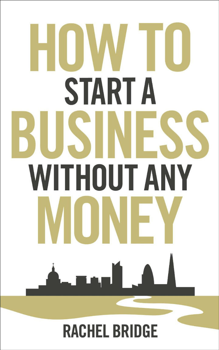 how to start a business without any money book review