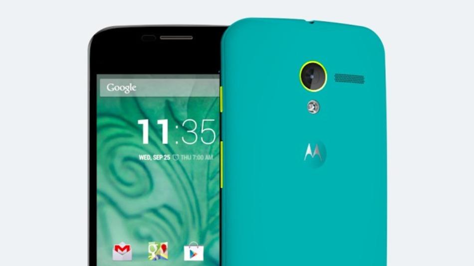 Motorola sells 1 million smartphones in India in 5 months since starting online sales