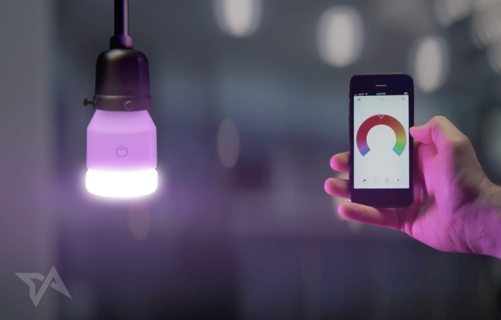 Smart lightbulb maker LIFX raises $12 million in series A round