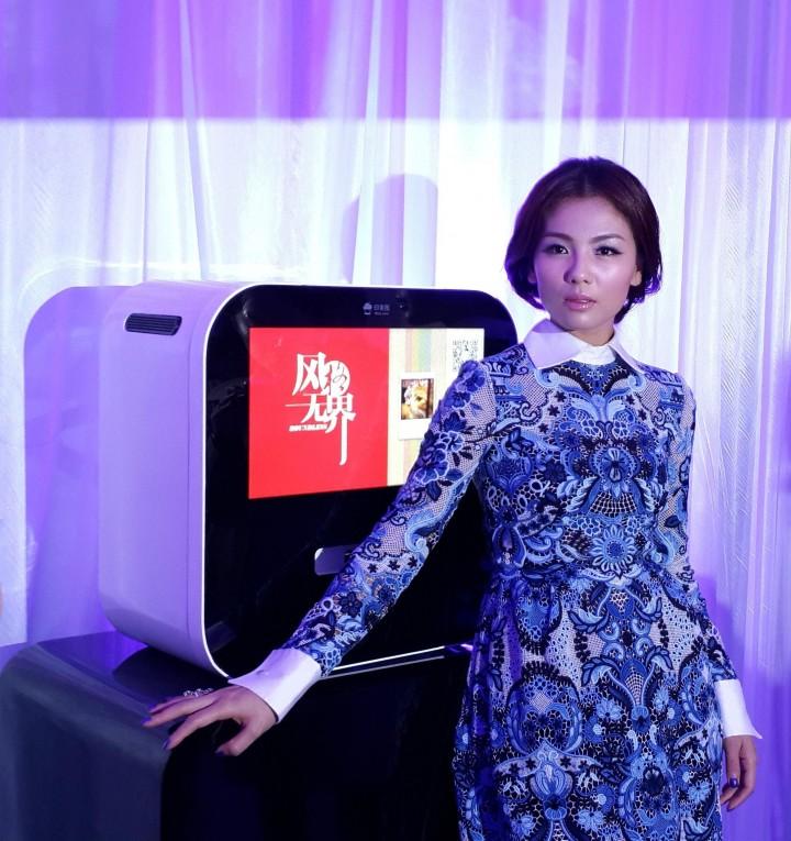 actress Liu Tao