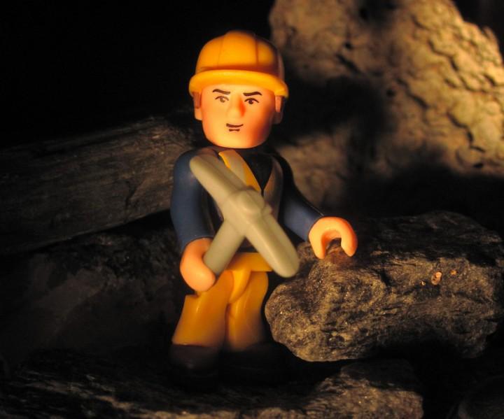 lego miner