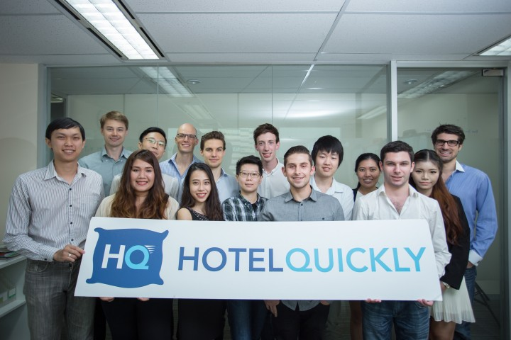 Last-minute hotel booker HotelQuickly nets even more funding, this time from Japan's Gree