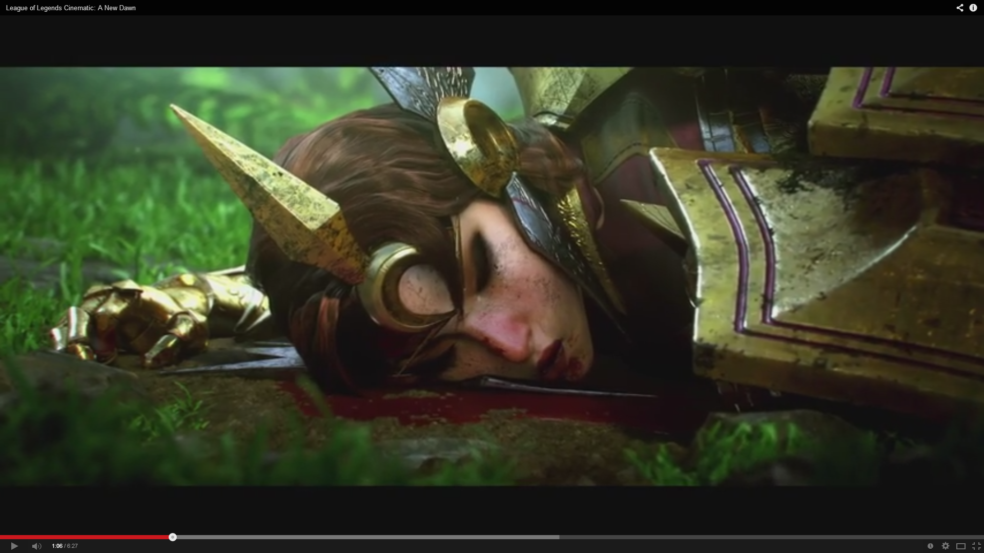 The League Of Legends New Dawn Cinematic Has Been Censored By China But Not Where You Might Expect