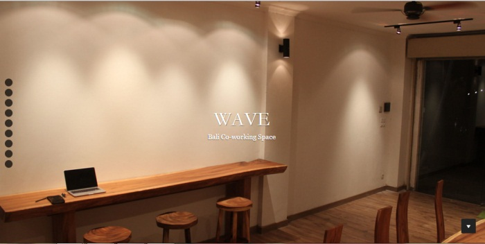 wave bali co-working space