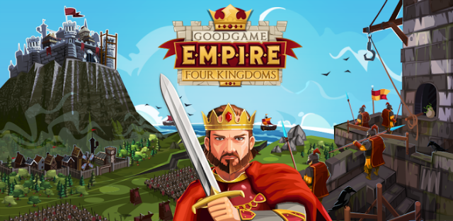 goodgame empire four kingdoms online
