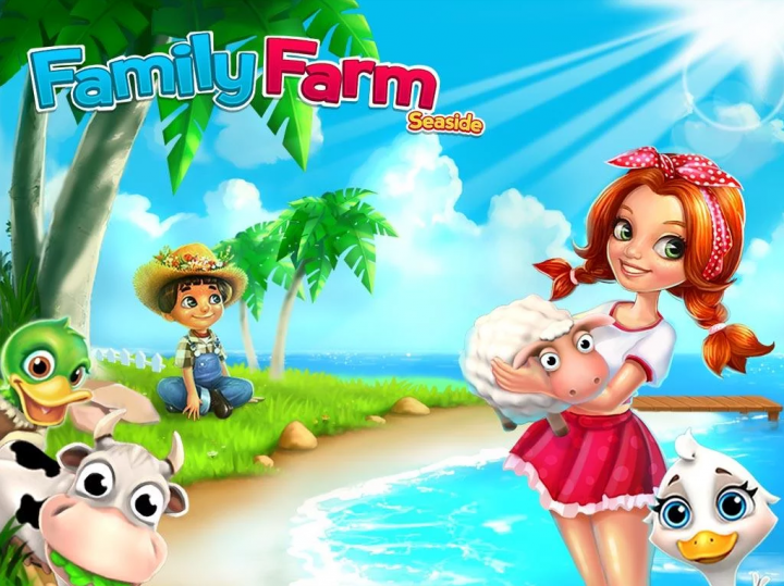 Family Farm Seaside - Android Apps on Google Play