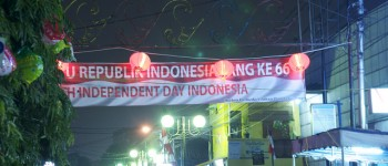 Indo independence day