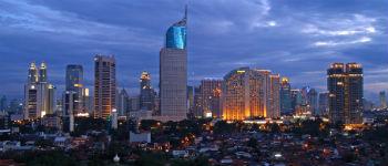 Jakarta Skyline FI