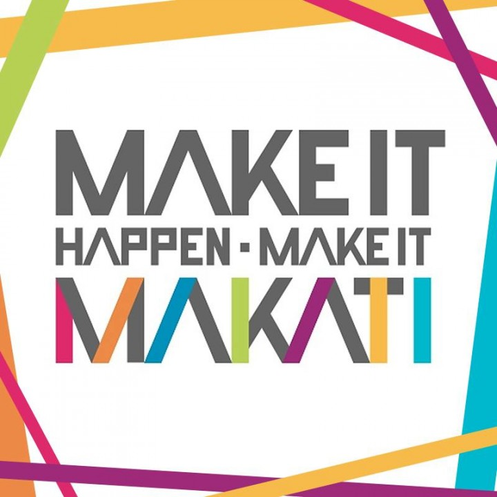 Image courtesy of the Make it Makati Facebook page