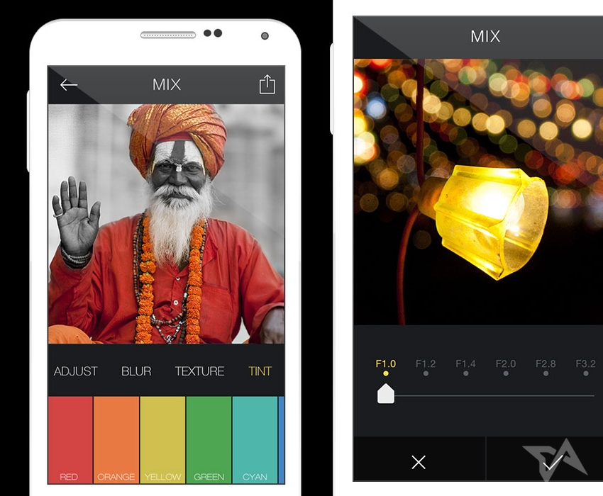 Makers of Camera360 go for a fresh start with highly configurable Mix photo app