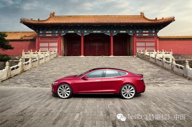 Tesla sales in China