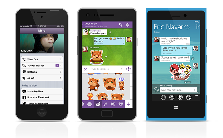 Viber claims an early lead in Myanmar with 5 million registered users