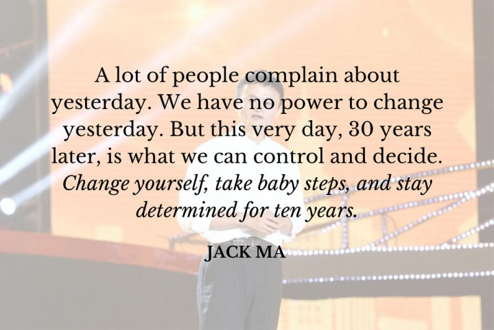 jack ma inspiring quote