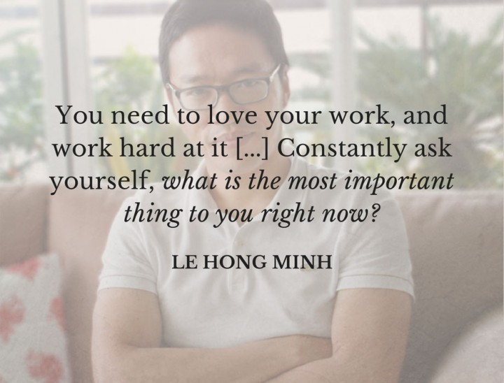 le hong minh inspiring quote