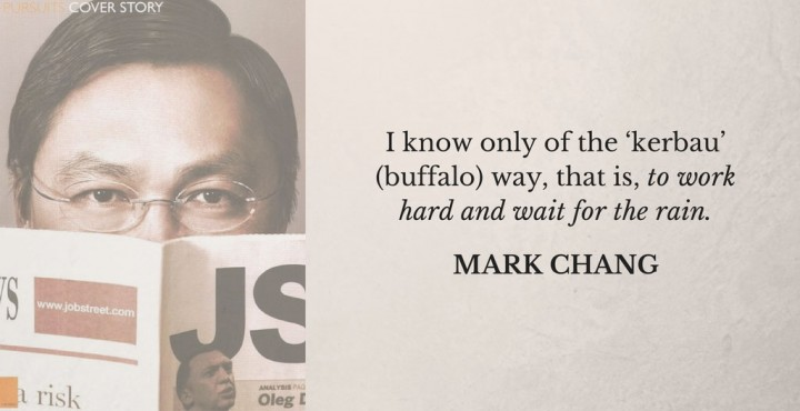 mark chang inspiring quote