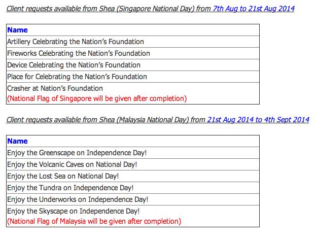 malaysia national day celebration essay