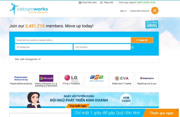 vietnamworks-techinasia
