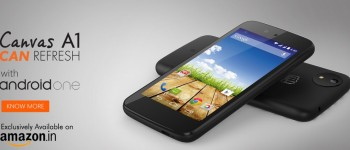 Google Android One Micromax