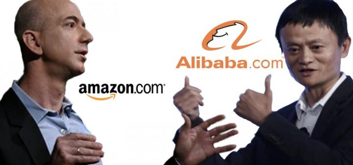 Amazon tak Ingin Biarkan Alibaba Sendirian di Asia Tenggara