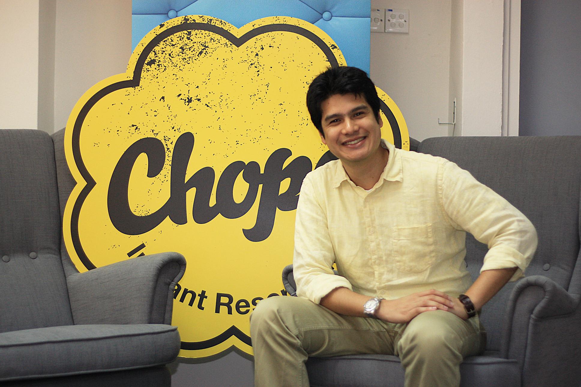 chope acquires ticktok