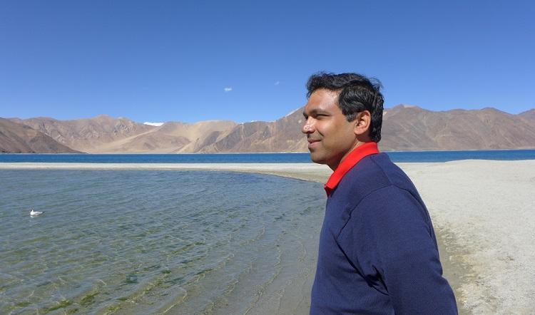 Karthik Reddy, managing partner of Blume Ventures