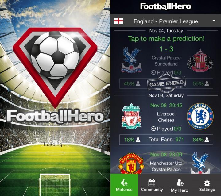 FootballHero wants to turn you into a soccer betting prophet
