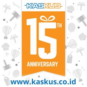 Indonesias kaskus is 15 years old and its got some exciting new kaskus 15 anniversary stopboris Image collections