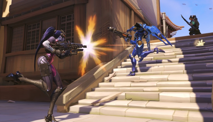 Is Asia ready for a game like Blizzard's newest IP, Overwatch?