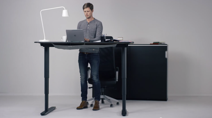 Ikea S Awesome Standing Desk Not Coming To Asia Yet